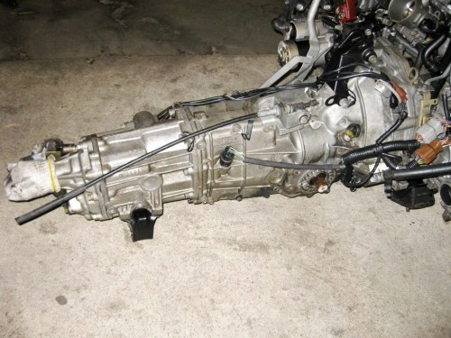 small resolution of where is the starter on a 2003 subaru forrester