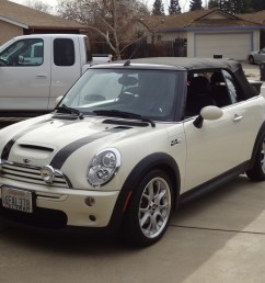 car has 65k and i only drive it 2 3000 miles per year used mini cooper  [ 1600 x 1200 Pixel ]