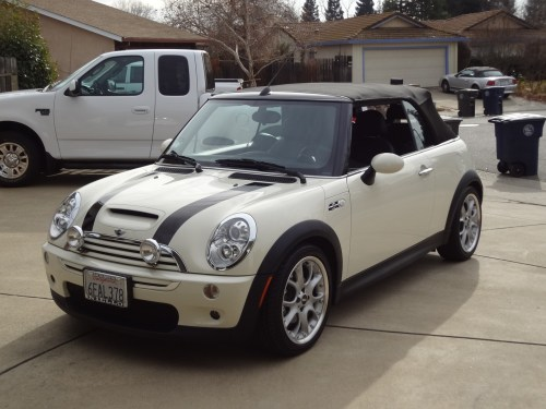 small resolution of car has 65k and i only drive it 2 3000 miles per year used mini cooper
