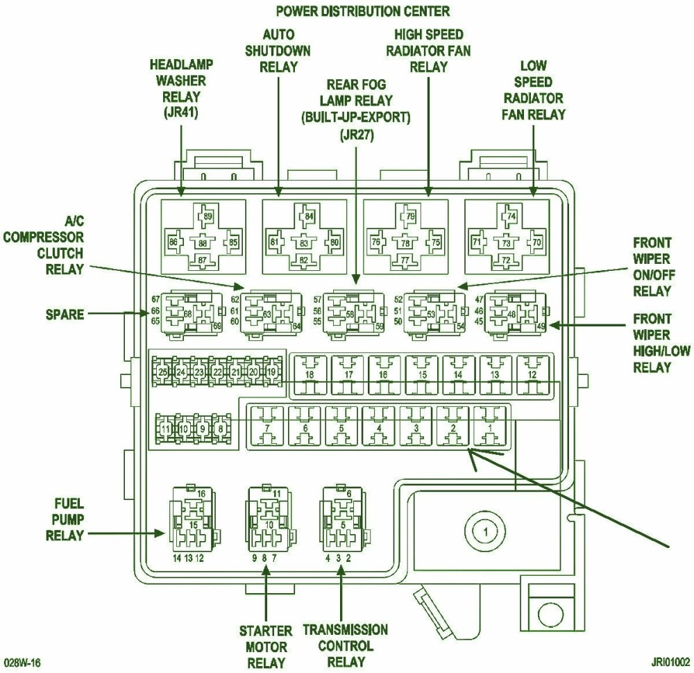 medium resolution of 2005 scion xb fuse diagram
