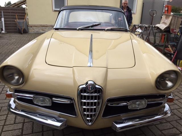 1962 Alfa Romeo Giulia  Overview Cargurus