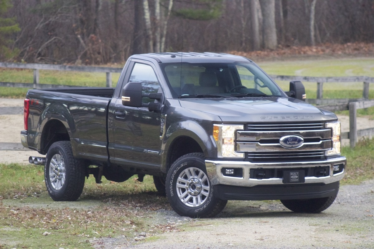 hight resolution of 2017 ford f 250 super duty exterior of the 2017 ford super duty
