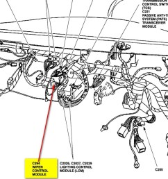 2001 ford wiper diagram wiring diagram expertwiring diagram for 6 4 ford wipers wiring diagram repair [ 1175 x 785 Pixel ]