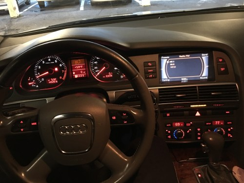 small resolution of audi a6 steering wheel is hard to turn when at full stop