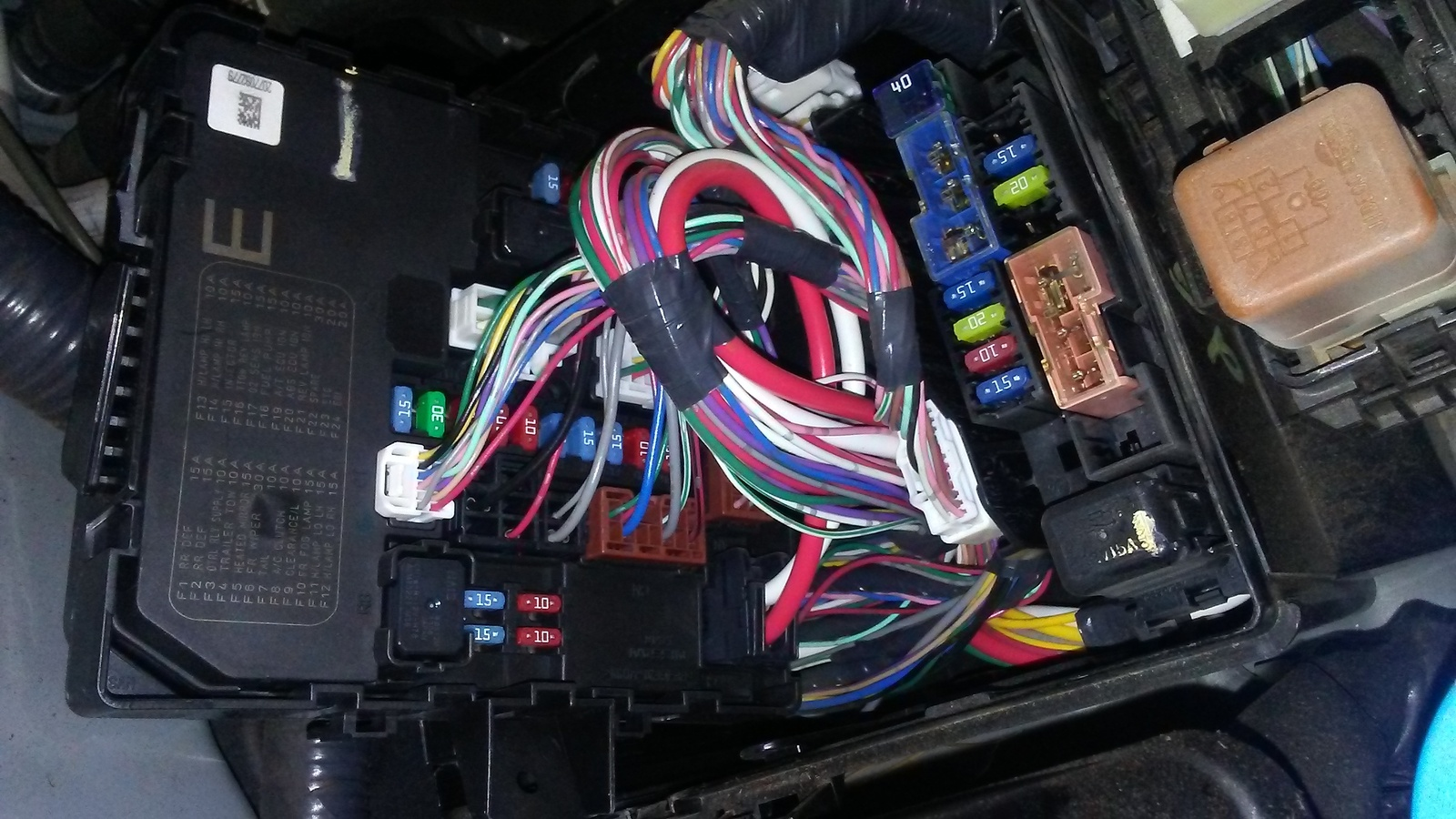 hight resolution of 2013 nissan xterra wiring for trailer