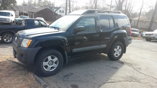 small resolution of 2005 nissan xterra overview