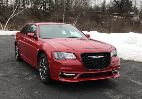 small resolution of 2017 chrysler 300 test drive review