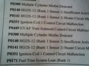 Chevrolet Silverado 1500 Questions  I recently change my O2 sensor on my 2000 chevy silverado