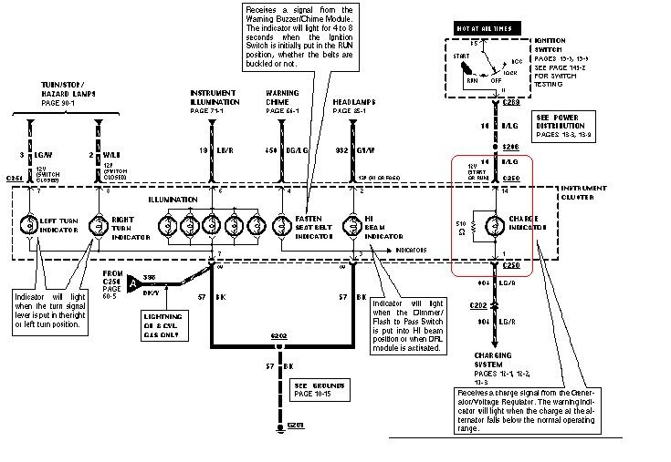[DIAGRAM] 2001 Mercury Cougar Stereo Wiring Diagram FULL