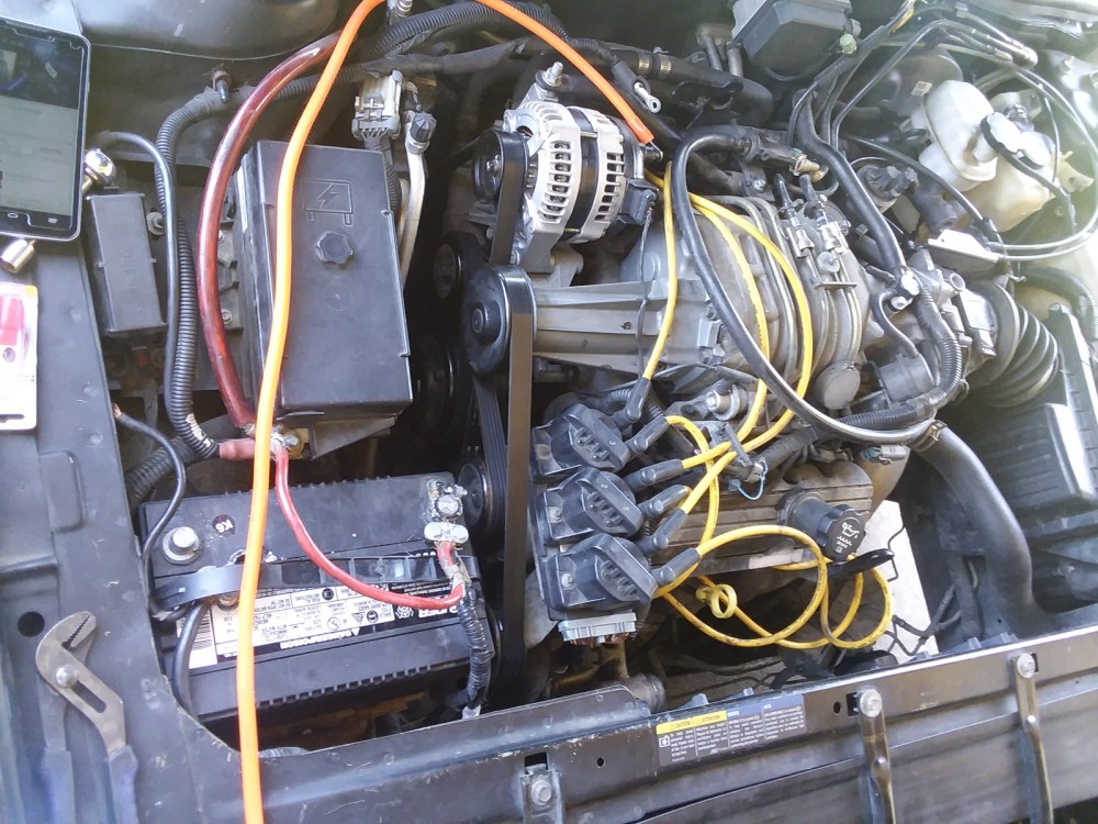 medium resolution of where is the buick park avenue motor ground