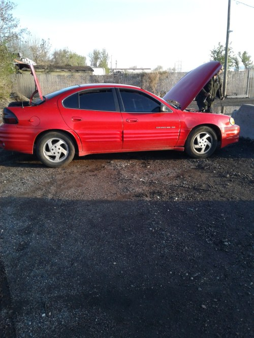 small resolution of coolant and oil leaks and the rotors need to be replaced are there any years of pontiac grand am or grand prix that parts are interchangeable with