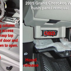 2000 Jeep Grand Cherokee Ignition Wiring Diagram Rib Relay Liberty Questions - 2011 Brake Controller Trailer Plug Location? Cargurus