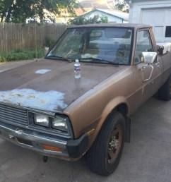1984 dodge ram 50 pickup overview [ 1600 x 1200 Pixel ]