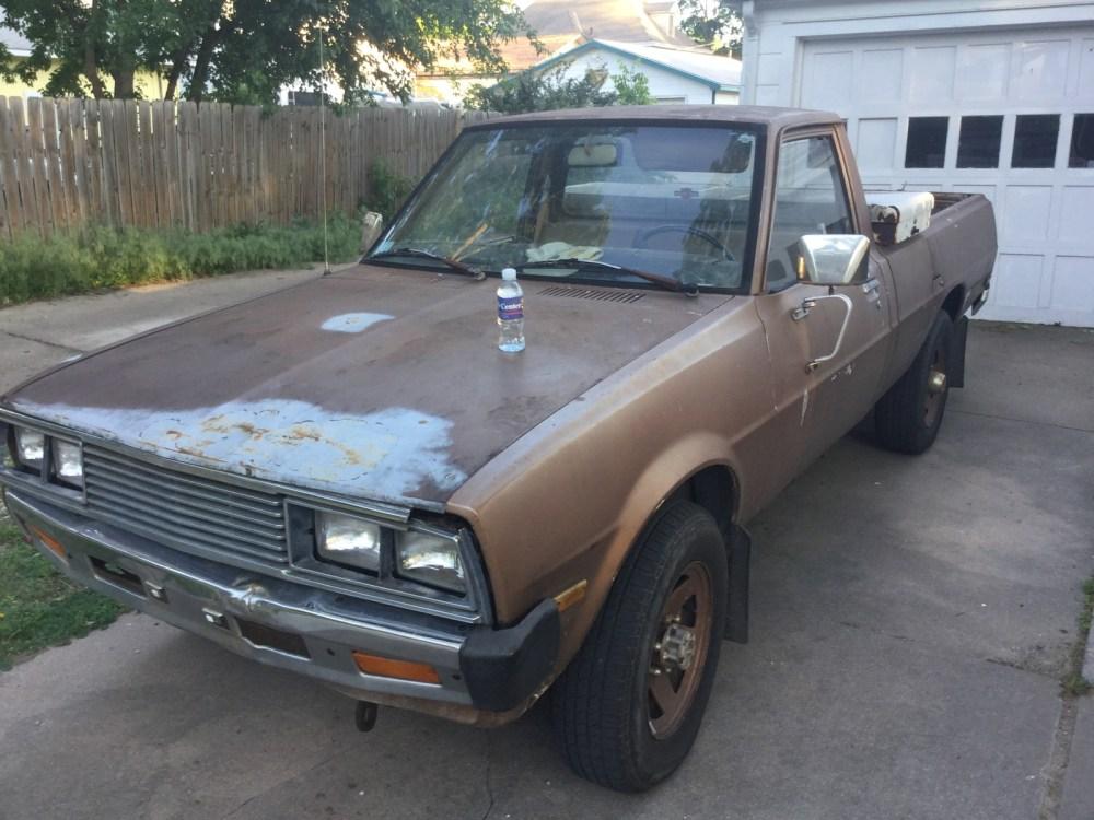 medium resolution of 1984 dodge ram 50 pickup overview