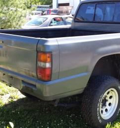 1987 dodge ram 50 pickup overview cargurus [ 1600 x 900 Pixel ]