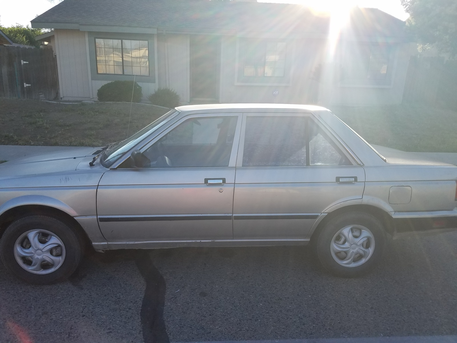hight resolution of 1990 nissan sentra overview