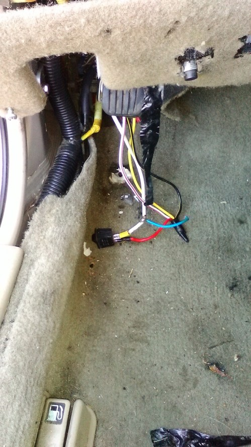 small resolution of wiring harness ignition