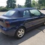2000 Volkswagen Cabrio Test Drive Review Cargurus