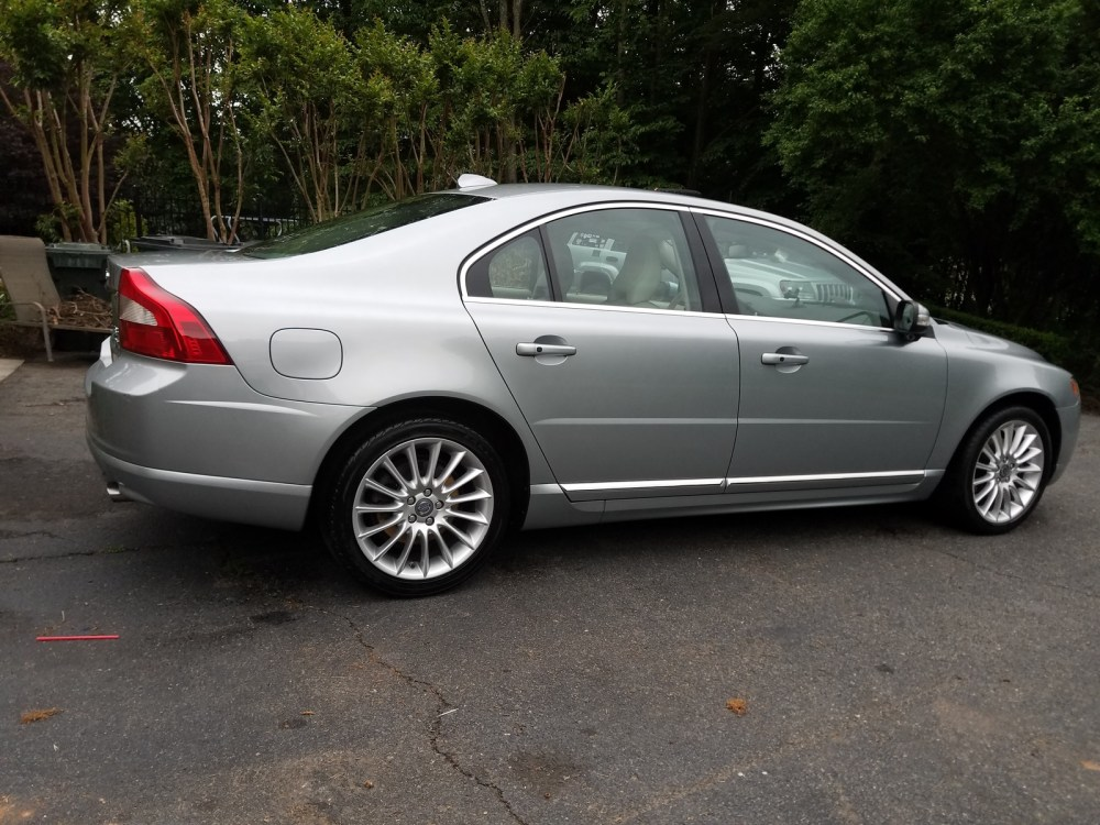 medium resolution of 2011 volvo s80 review