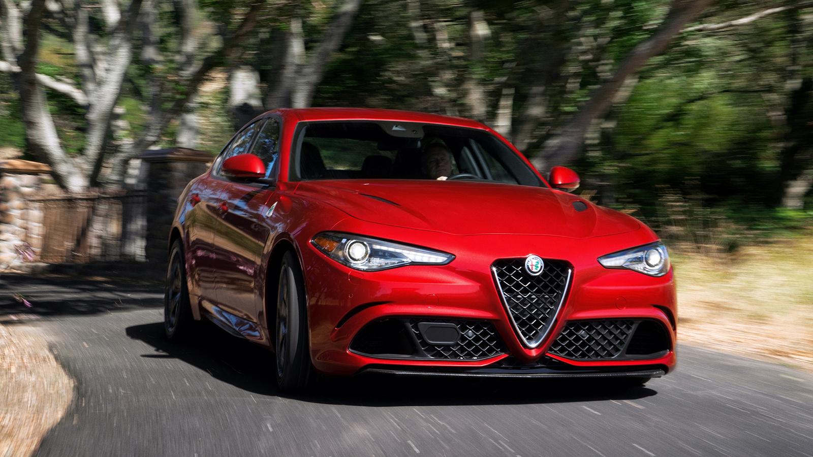 2018 Alfa Romeo Giulia  Overview  Cargurus
