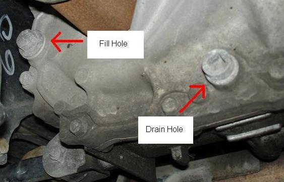 1996 Honda Accord Transmission Diagram
