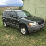 2002 Ford Escape Test Drive Review Cargurus