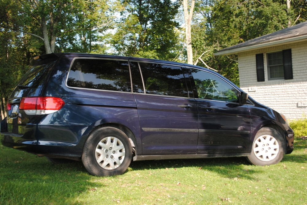 medium resolution of 2009 honda odyssey review