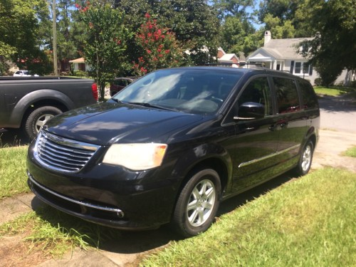 small resolution of 2011 chrysler town country review