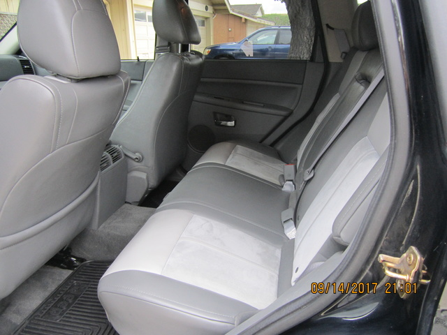 Picture Of 2006 Jeep Grand Cherokee Overland Interior Gallery Worthy