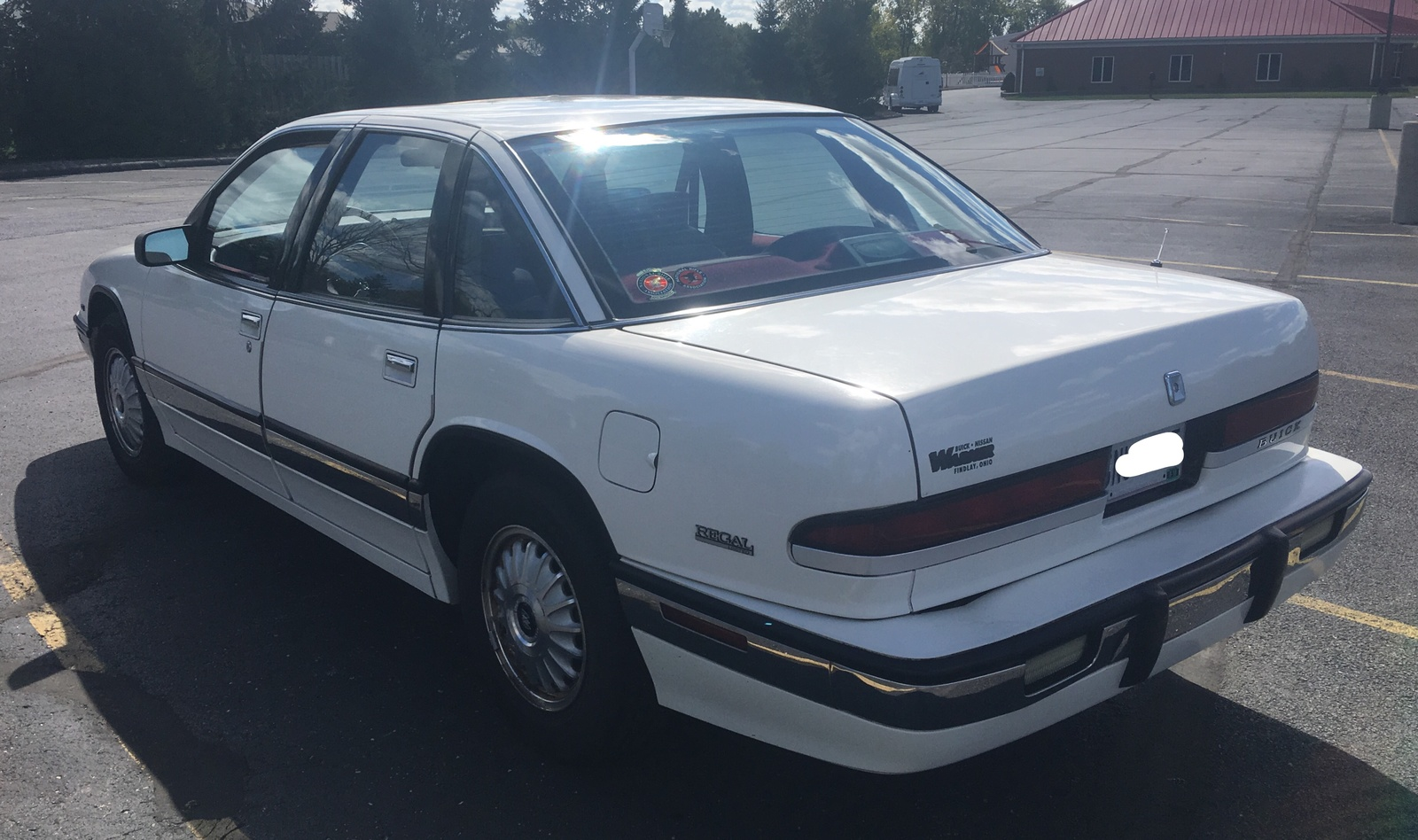 hight resolution of 1991 buick regal overview