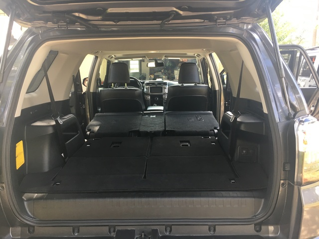 4runner 2017 Interior Pictures