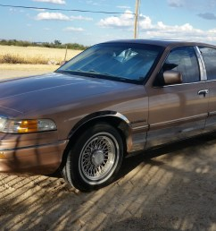 picture of 1994 ford crown victoria 4 dr lx sedan exterior gallery worthy [ 1600 x 900 Pixel ]