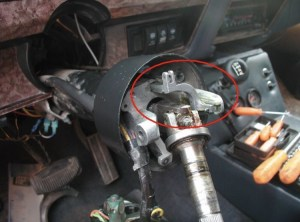Ford F250 Questions  Ford Truck ignition won't stay in
