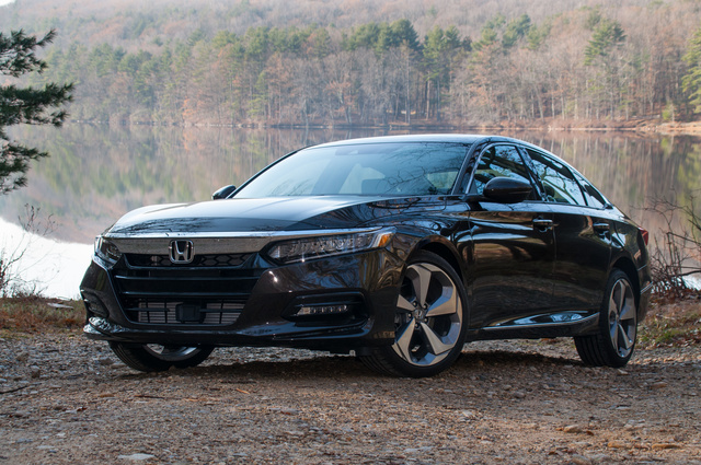 2018 Honda Accord Overview CarGurus