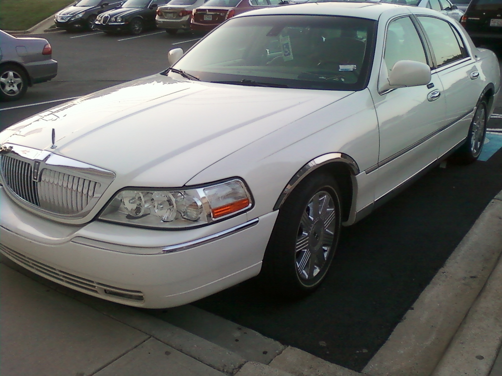 hight resolution of  and detroit wonders why we rather buy cars from germany and japan my lincoln leaks like a siv