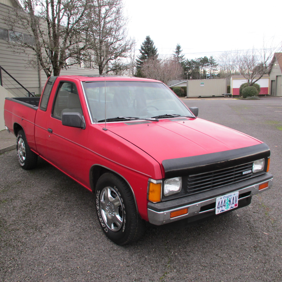 hight resolution of 1987 nissan pickup overview