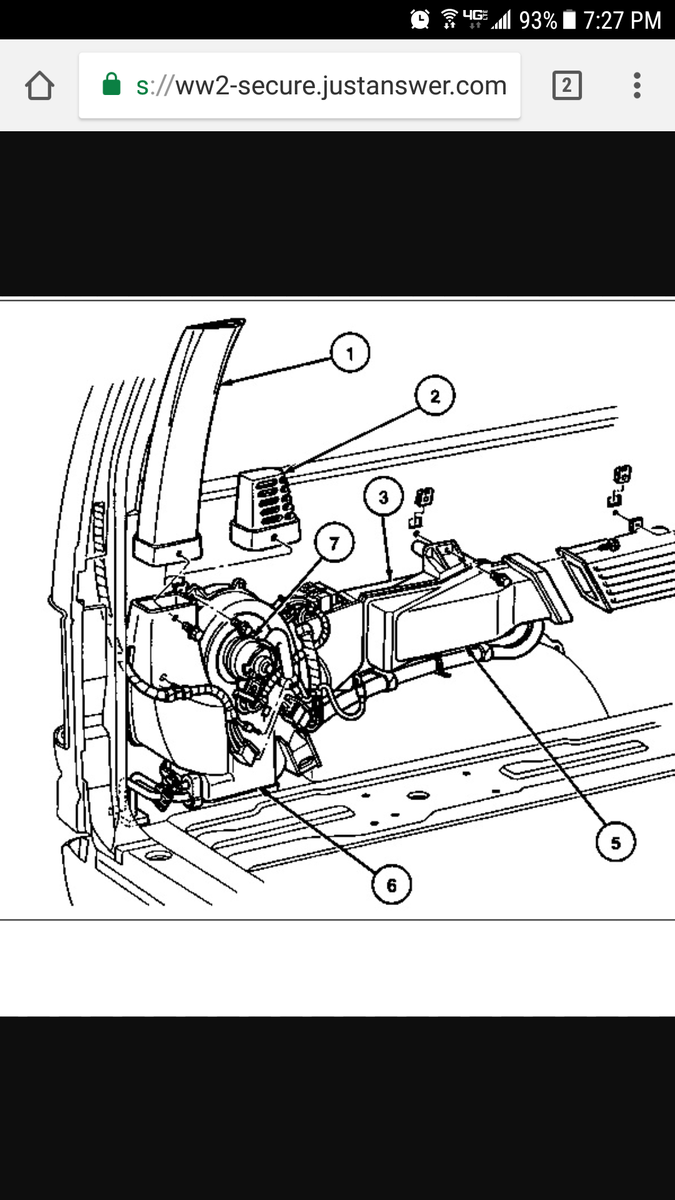 medium resolution of i found one diagram but no info on part number think it uploaded part is 1 or 2 in the pic