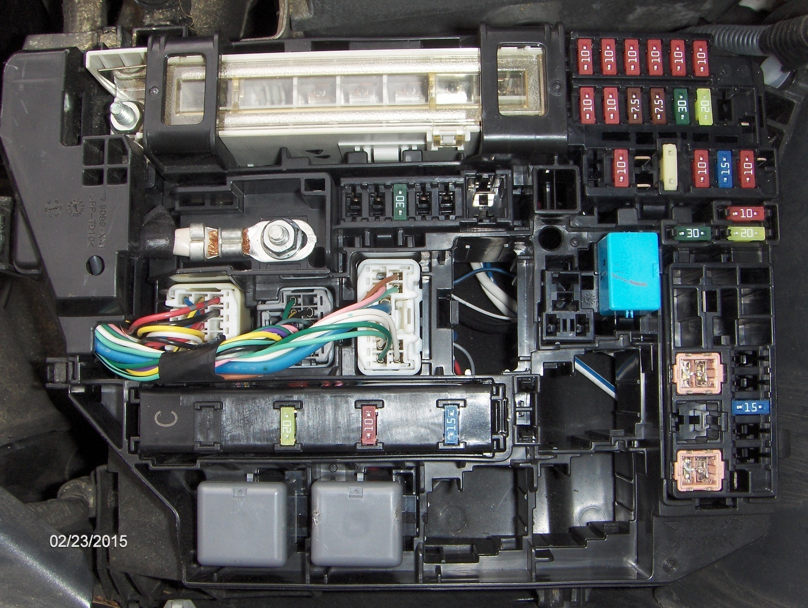 2005 Toyota Matrix Wiring Diagram