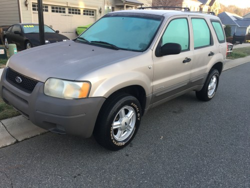 small resolution of 2001 ford escape overview cargurus
