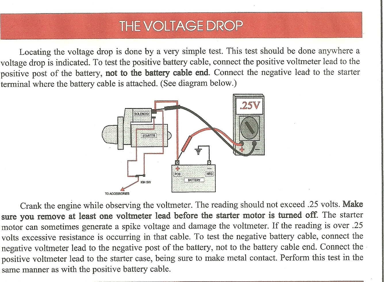 hight resolution of truck is over 30 years old some part of your wiring harness has failed give it a voltage drop test to the starter to start with