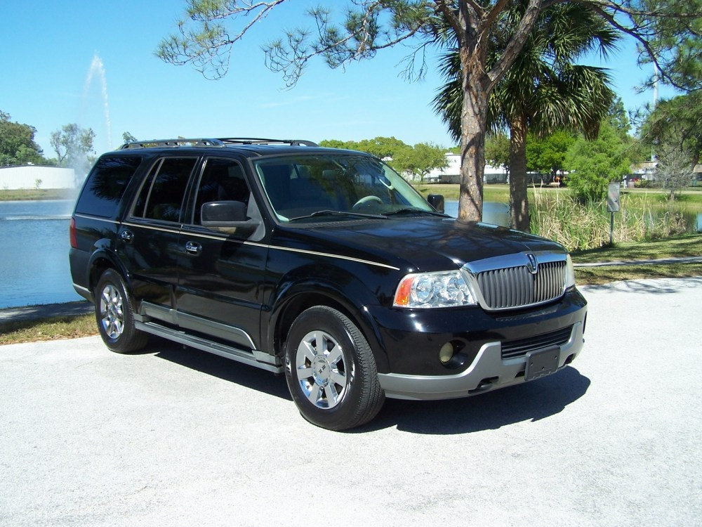 medium resolution of 2003 lincoln navigator overview cargurus
