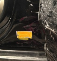 repair i almost gave myself a heart attack what are the chances that insurance will opt for fixing my 2 year old car s frame any insight advice will [ 900 x 1200 Pixel ]