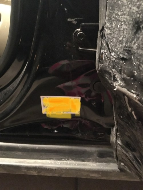 small resolution of repair i almost gave myself a heart attack what are the chances that insurance will opt for fixing my 2 year old car s frame any insight advice will