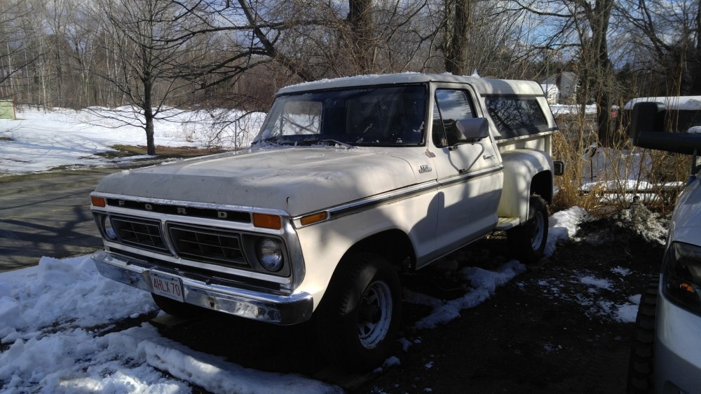 medium resolution of 1977 ford f 150 overview