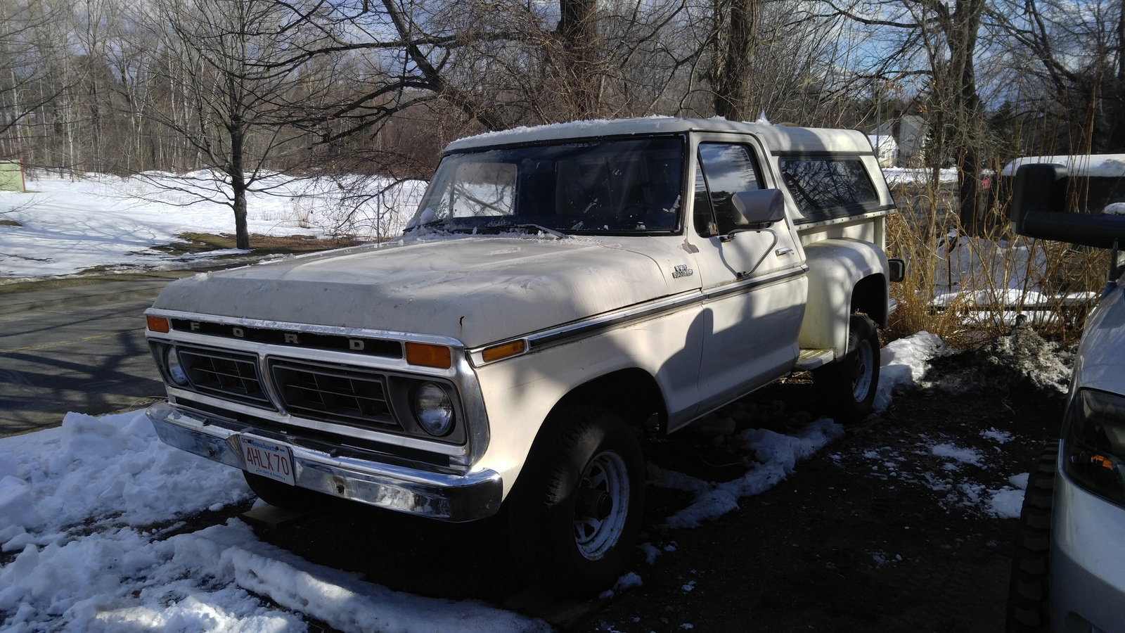hight resolution of 1977 ford f 150 overview
