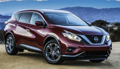 small resolution of 2018 nissan murano review