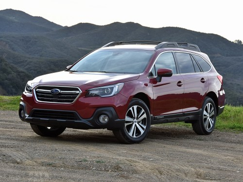 small resolution of 2018 subaru outback test drive review