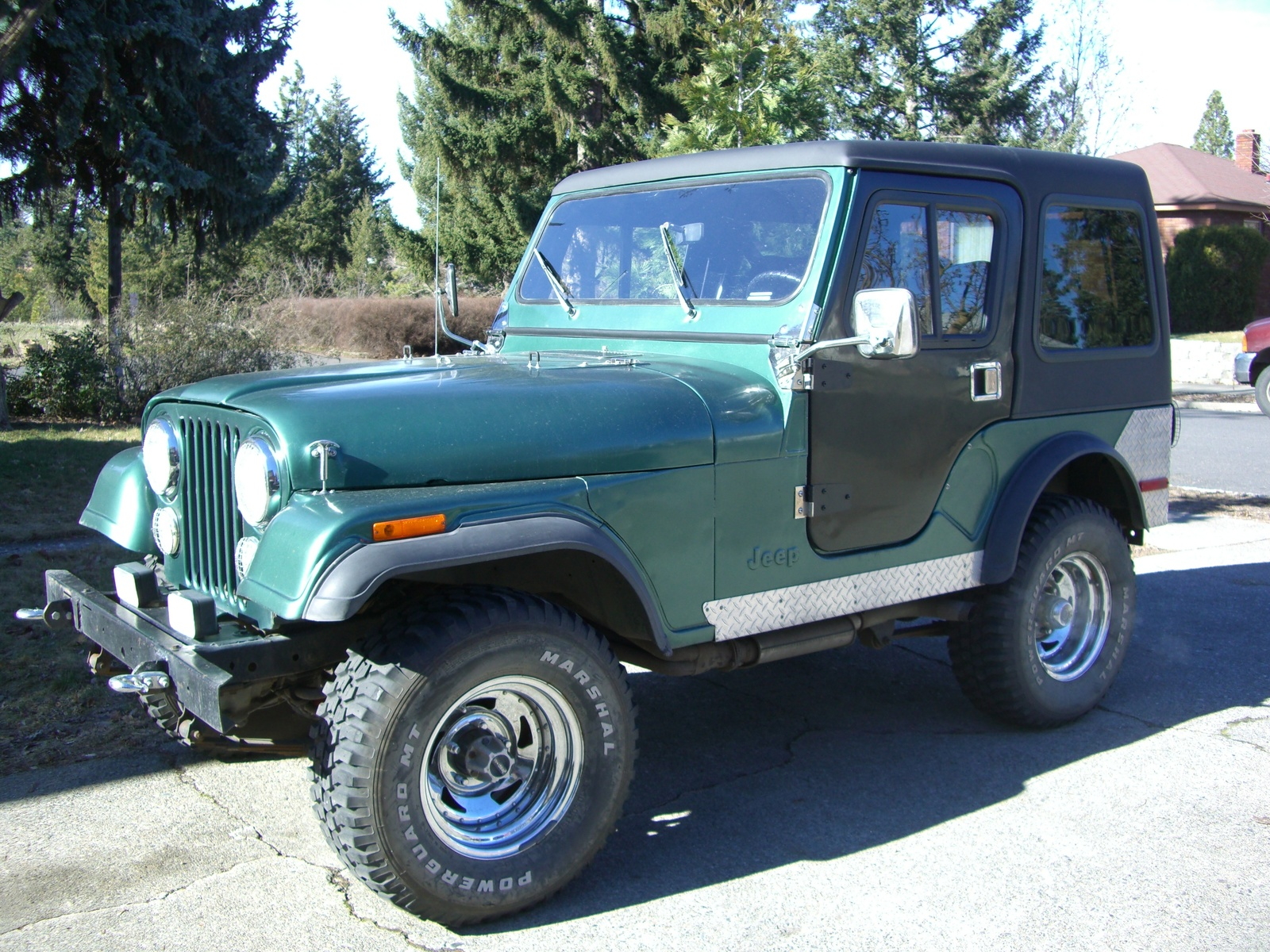 hight resolution of i have a 1980 jeep cj5 w 304v8 i ve replaced the starter starter solenoid all battery cables battery and ignition switch but it won t even make a