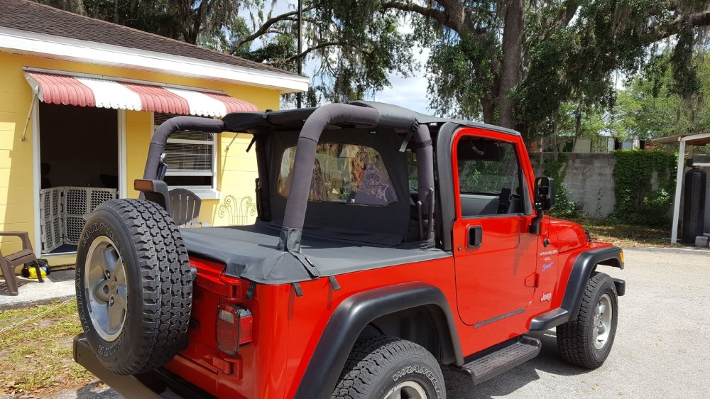 medium resolution of jeep wrangler questions can i replace full doors for half doors on a tj cargurus