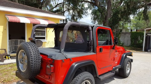 small resolution of jeep wrangler questions can i replace full doors for half doors on a tj cargurus